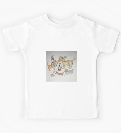 Let's Party Kids Tee