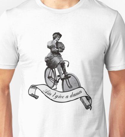 Ain't Give A Damn Unisex T-Shirt