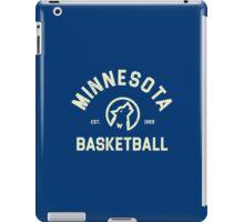 Minnesota Basketball iPad Case/Skin