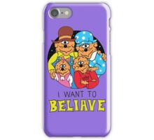 Woke Berenstein Bears Universe iPhone Case/Skin