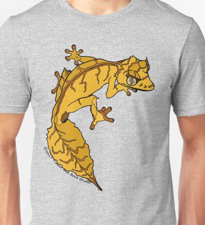 Tan Satanic Leaftail Gecko Unisex T-Shirt