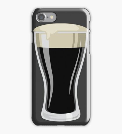 Dark Beer iPhone Case/Skin