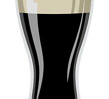Dark Beer by Fitzillo