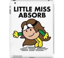 Little Miss Absorb iPad Case/Skin