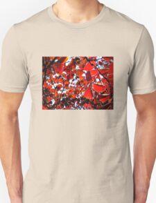 Red Chakra Unisex T-Shirt