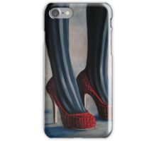Evil Shoes  iPhone Case/Skin