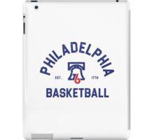 Philadelphia Basketball iPad Case/Skin