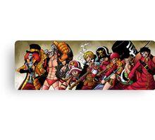 One Piece Film Z Canvas Print