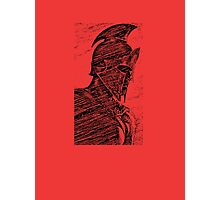 Spartan soldier, 300,  Photographic Print