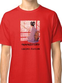 Madame Butterfly Classic T-Shirt