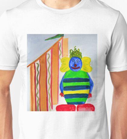 Happy Clown Unisex T-Shirt