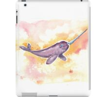 Flight of the Narwhal  iPad Case/Skin