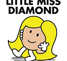 Little Miss Diamond by irkedorc