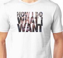 Lil Uzi Vert- Now I Do What I Want Unisex T-Shirt
