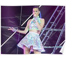 Katy Perry Glow Poster