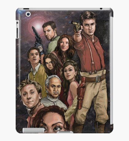 Firefly - All Hands on Deck iPad Case/Skin