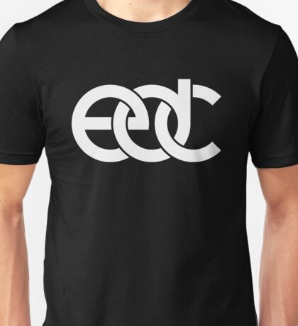 Electric Daisy Carnival - White Unisex T-Shirt