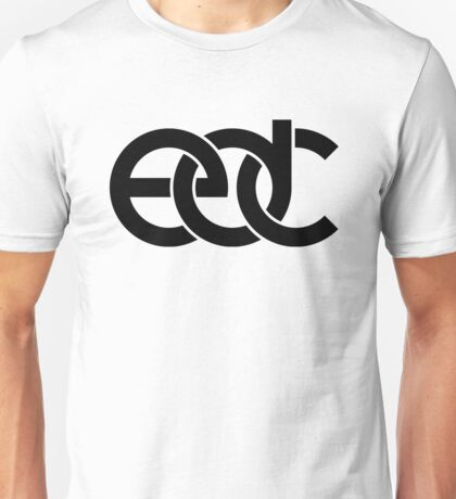 Electric Daisy Carnival - Black Unisex T-Shirt