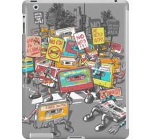 Digital Era Ruins Our Life iPad Case/Skin