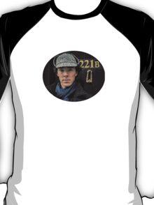 Sherlock Holmes, Benedict Cumberbatch, 221B Baker Street T-Shirt