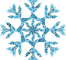 Polygonal Snowflake by creativenergy