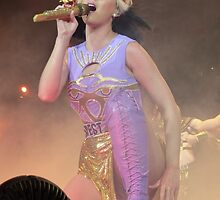 Katy Perry Egypt  by halfaheart
