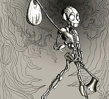 The Tin Man by Ali Lavoie