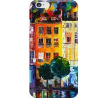 ROUIN- FRANCE - Leonid Afremov iPhone Case/Skin