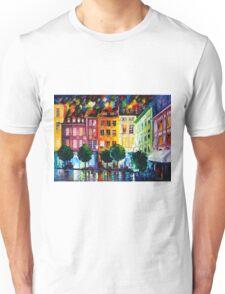 ROUIN- FRANCE - Leonid Afremov Unisex T-Shirt