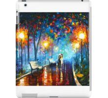 MISTY MOOD - Leonid Afremov iPad Case/Skin