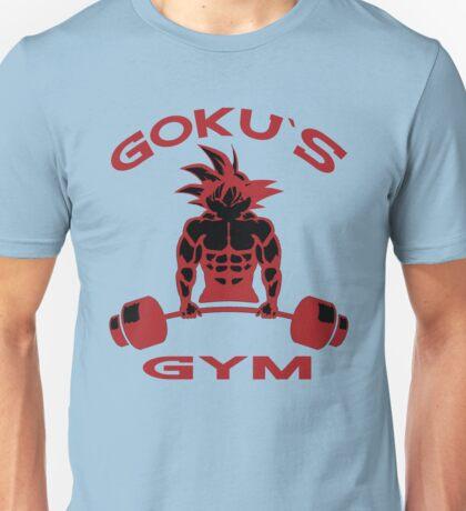 Goku`s Gym Unisex T-Shirt