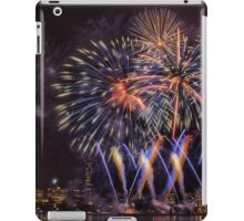 Blue Stars iPad Case/Skin