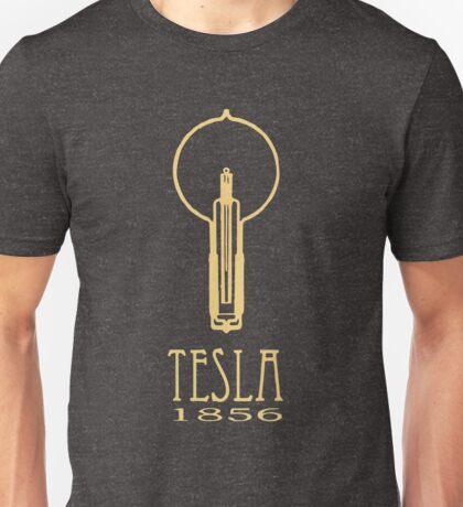 Tesla 1856 Unisex T-Shirt