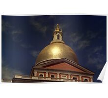 State House Dome > Poster