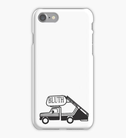 The Bluth Stair car iPhone Case/Skin