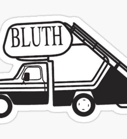 The Bluth Stair car Sticker