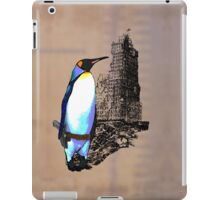 penguins win in the end iPad Case/Skin