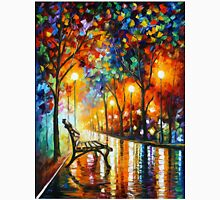 THE LONELINESS OF AUTUMN - Leonid Afremov Unisex T-Shirt