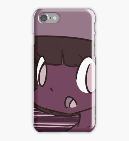 Violet Cutie~<3 iPhone Case/Skin
