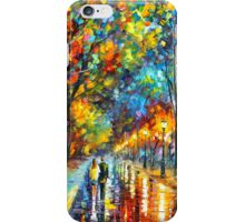 WHEN THE DREMS CAME TRUE - Leonid Afremov iPhone Case/Skin