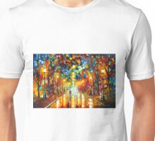 FAREWELL TO ANGER - Leonid Afremov Unisex T-Shirt