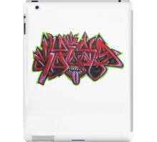 Graffiti Tees 12 iPad Case/Skin