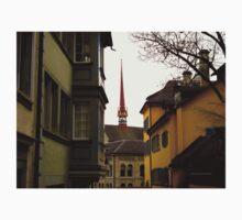 Colour in Zurich Rennweg One Piece - Long Sleeve