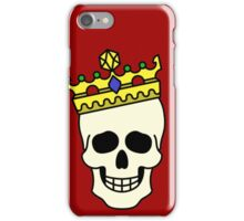 'Cause Everybody Wants to be The King iPhone Case/Skin