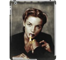 Lauren B iPad Case/Skin