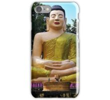Phnom Samathik (Meditation Mountain). iPhone Case/Skin
