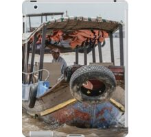 Water Taxi iPad Case/Skin