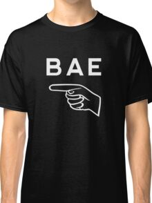 Funny matching couple (left)  - BAE Classic T-Shirt