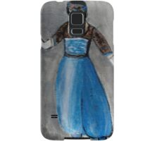 Modeling Her New Harem Outfit Samsung Galaxy Case/Skin
