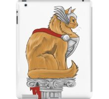 Thorkitty iPad Case/Skin
